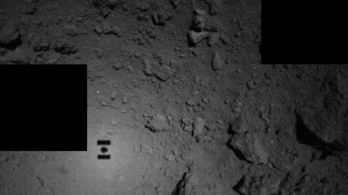 Японці висадили на поверхню астероїда два зонди
