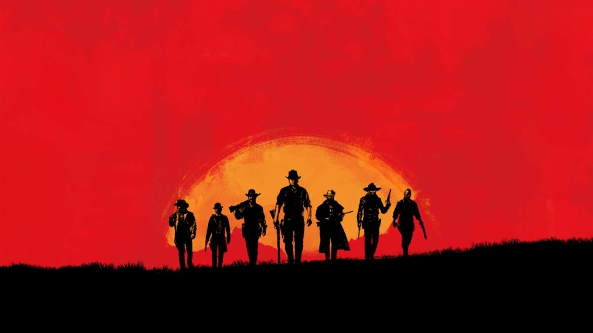 Red Dead Redemption 2: трейлер