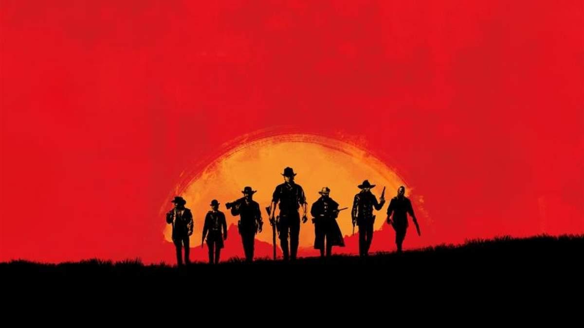 Red Dead Redemption 2: трейлер