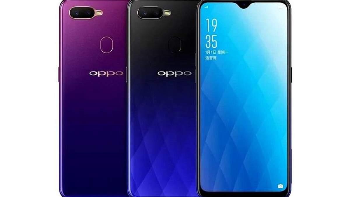 Oppo K1: характеристики, дата виходу і фото новинки