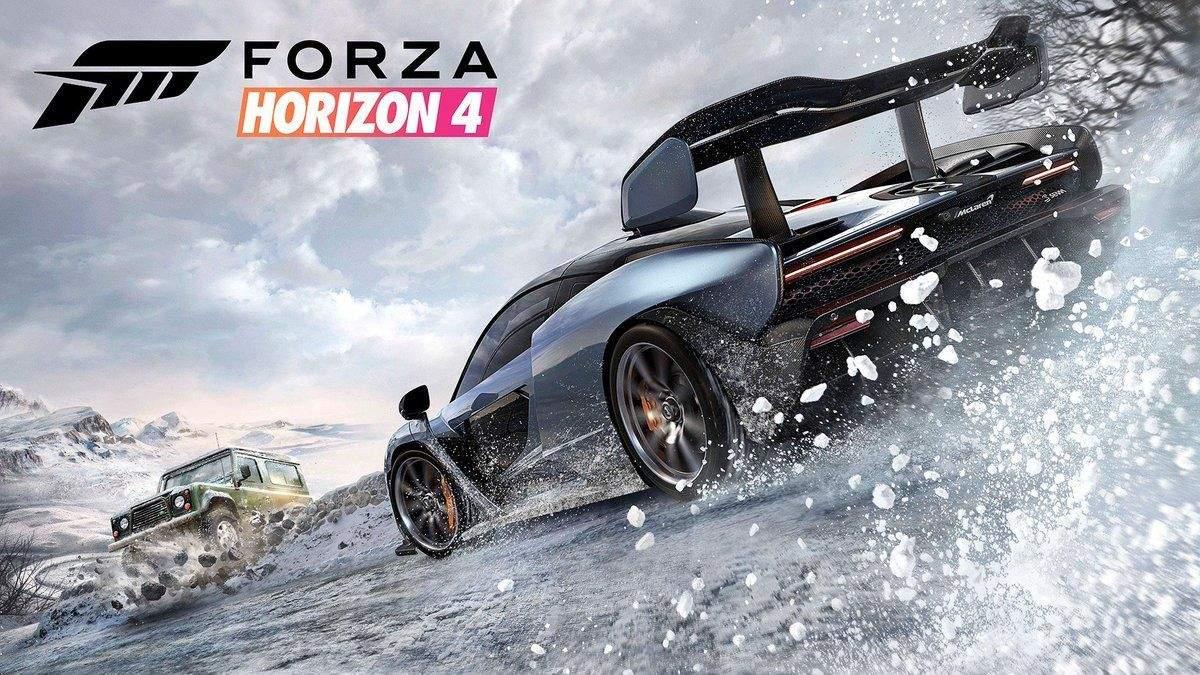 Forza Horizon 4: системні вимоги, огляд, трейлер гри