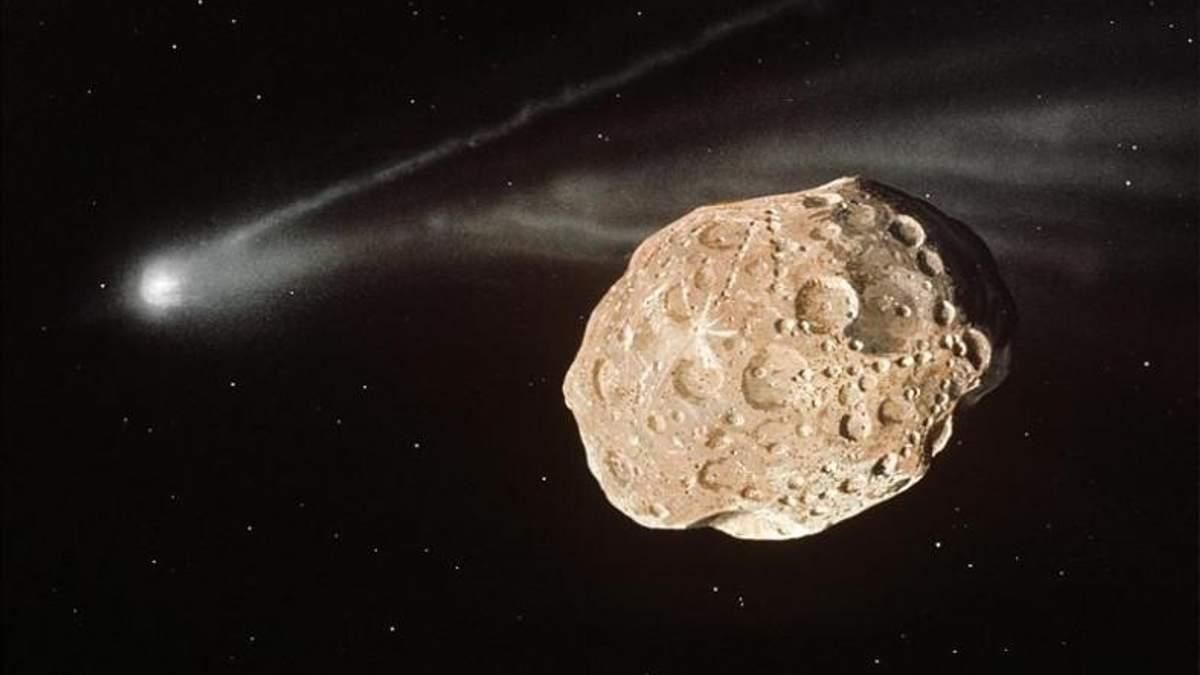 Астероїд 2018 SP1 зблизиться із Землею 3 жовтня 2018 року