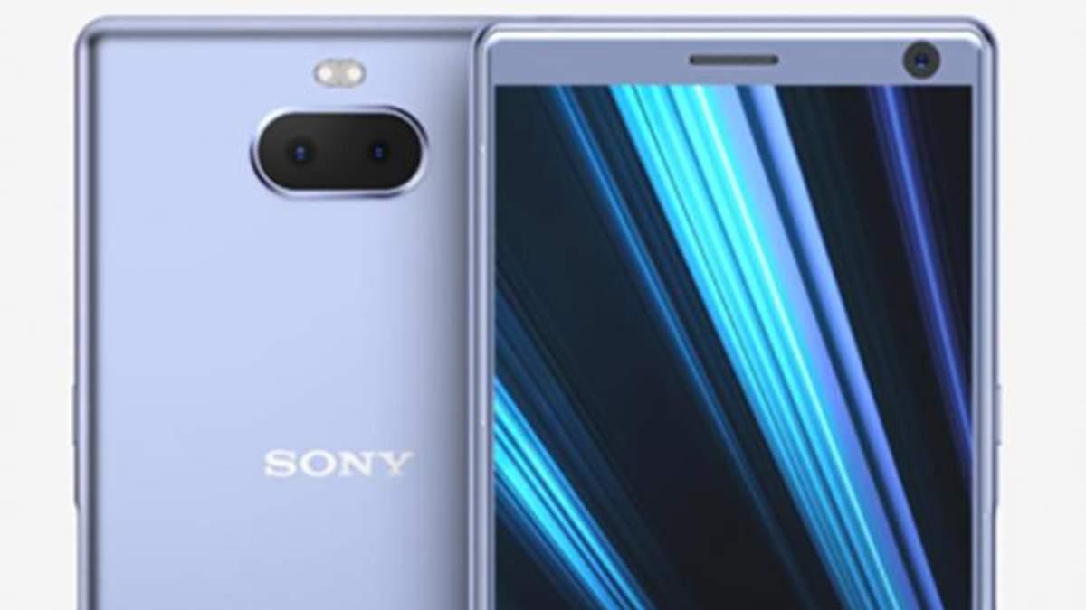 Sony Xperia XA3: фото та характеристики