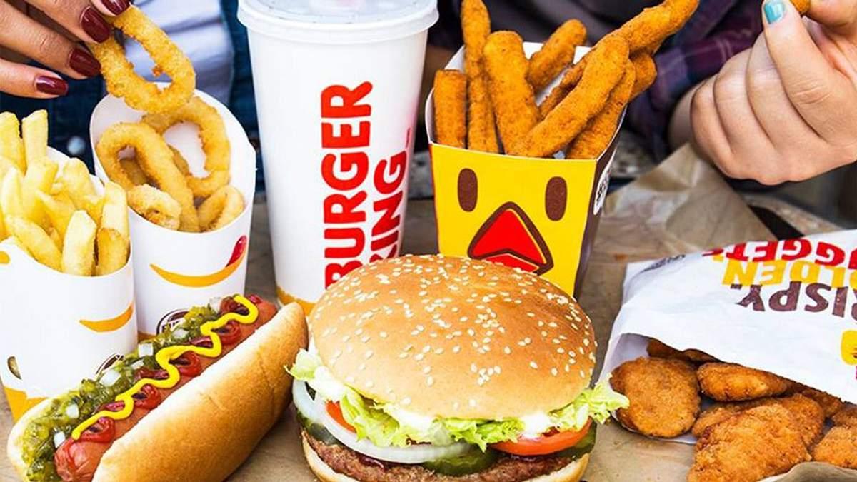 Burger King показал серию остроумной рекламы