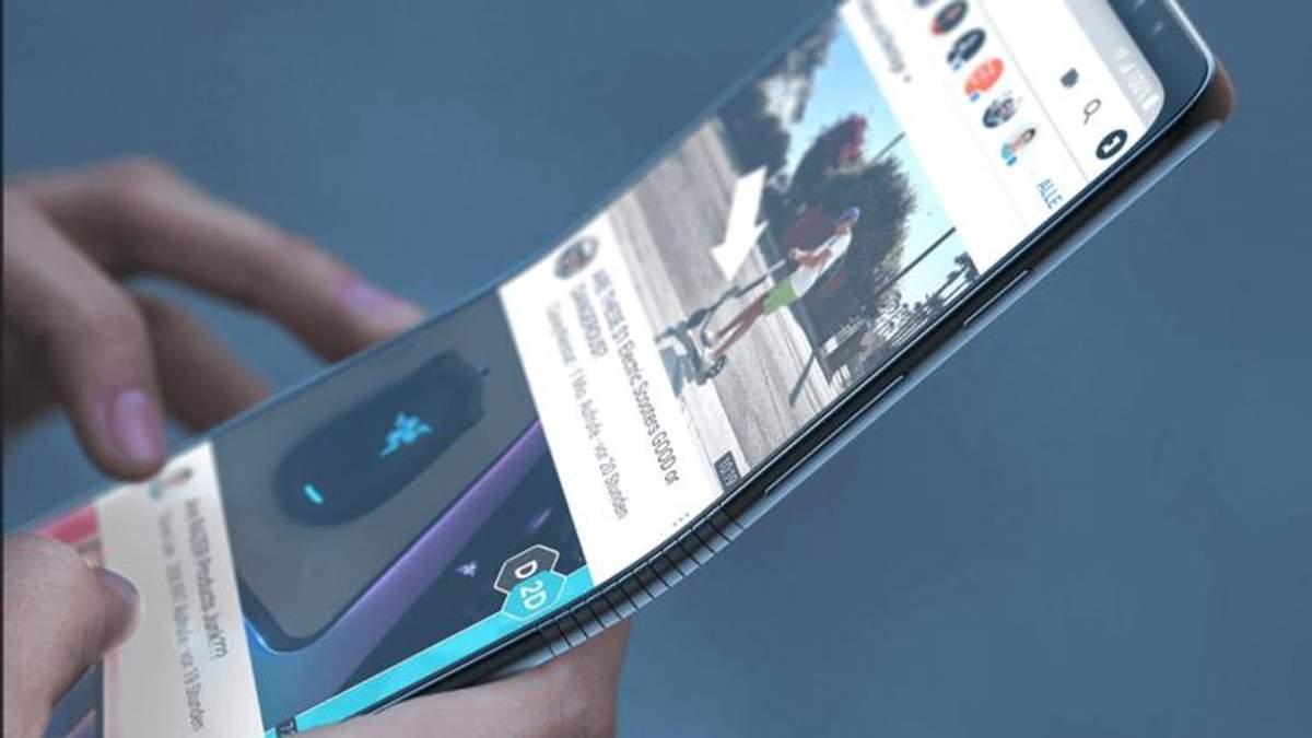 Samsung Galaxy X: характеристики, дата презентації