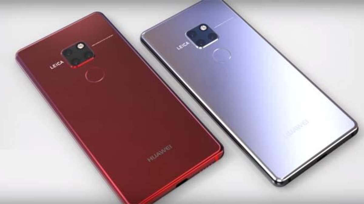 Huawei Mate 20 Pro прошел тест AnTuTu: результаты