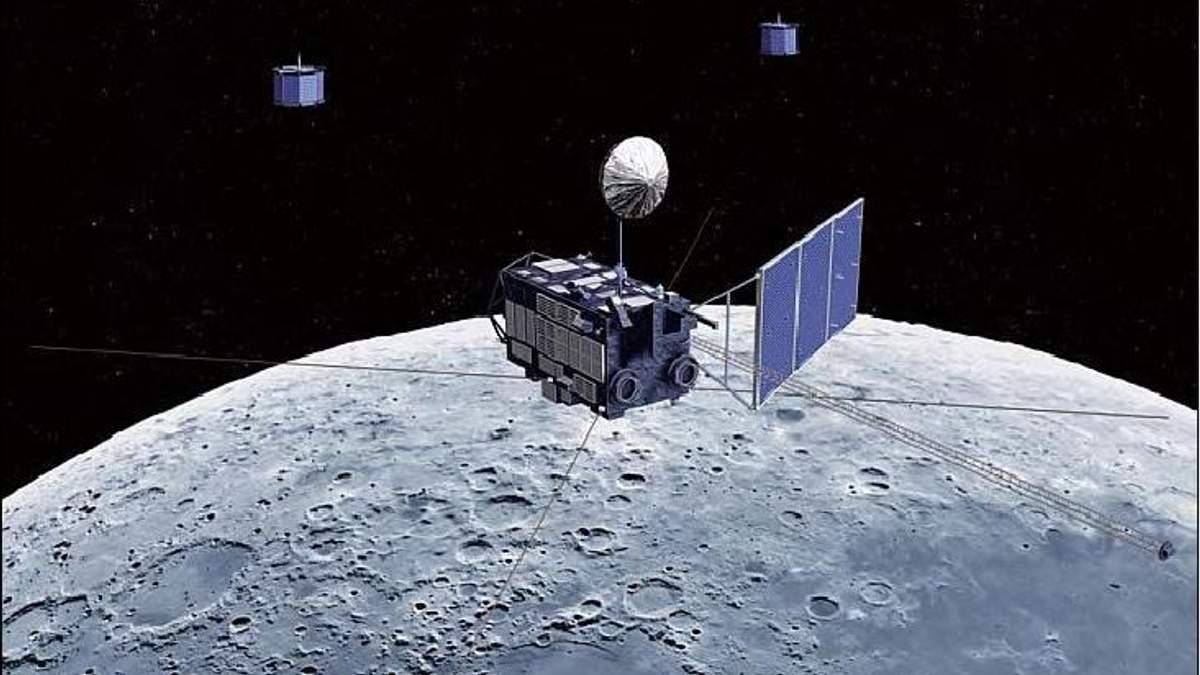 На Луну передадут капсулу с закодированной ДНК