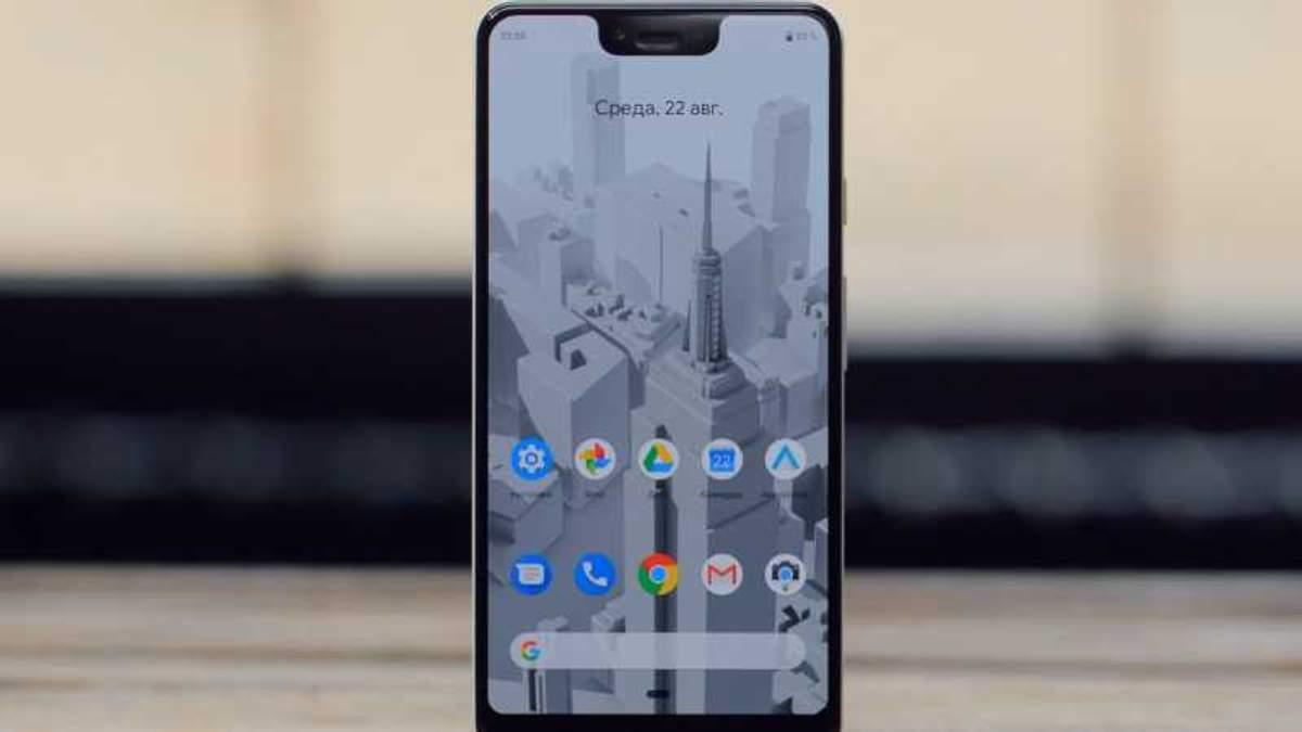 Смартфон Google Pixel 3 XL отримав найкращий дисплей