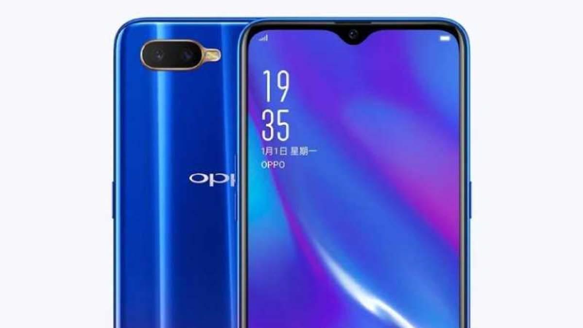 OPPO K1: характеристики і ціна