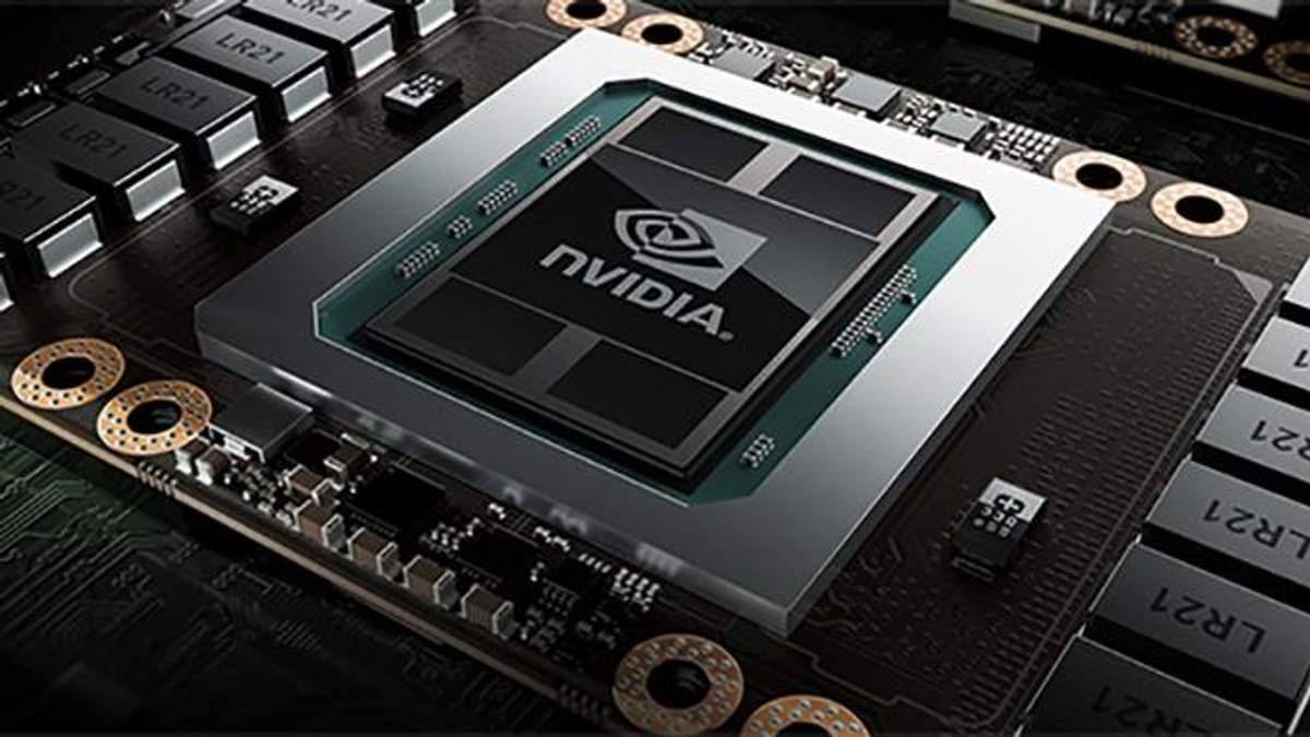 NVIDIA представит линейку процессоров GeForce RTX для ноутбуков