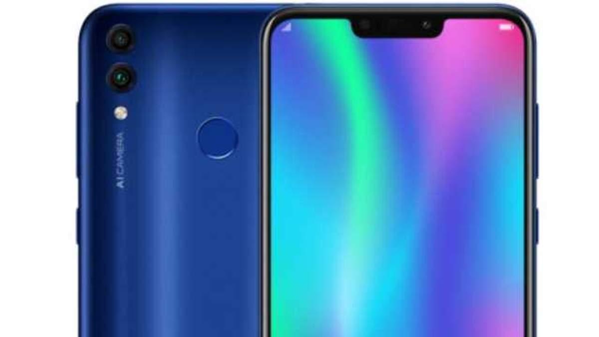 Huawei Honor 8C представили офіційно: ціна, характеристики