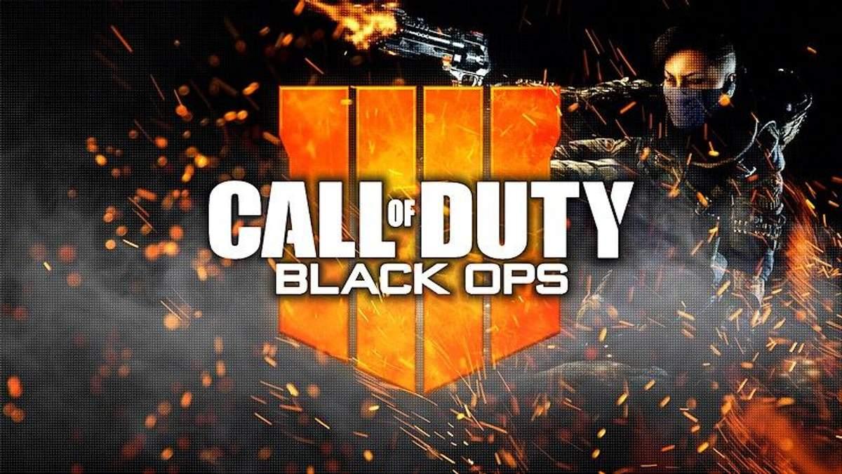 Гра Call of Duty: Black Ops 4 офіційно вийшла на  Xbox One, PlayStation 4 та PC