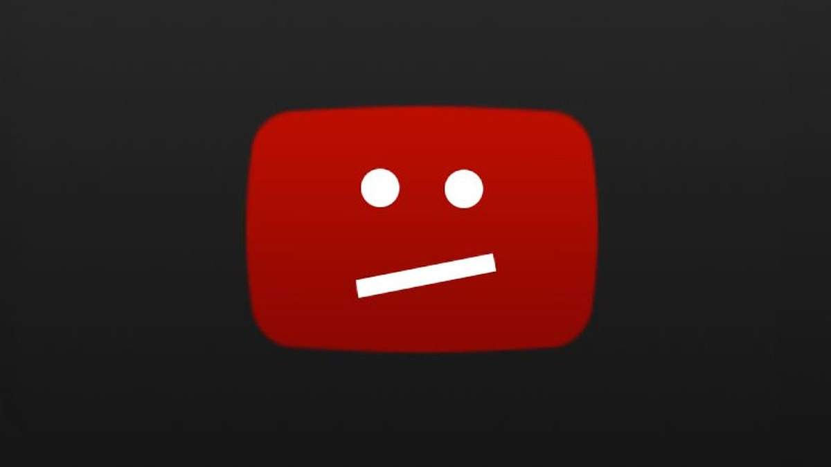 YouTube не працював у ніч на середу, 17 жовтня