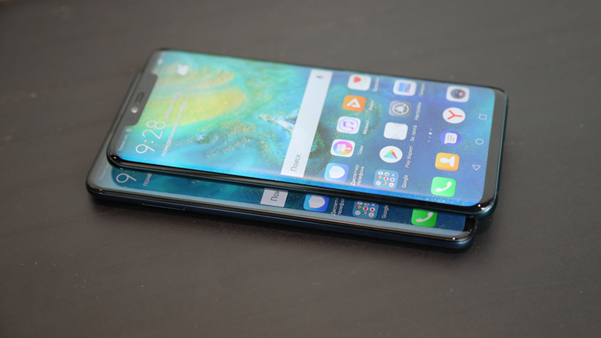 Huawei Mate 20 и Mate 20 Pro представили официально: обзор