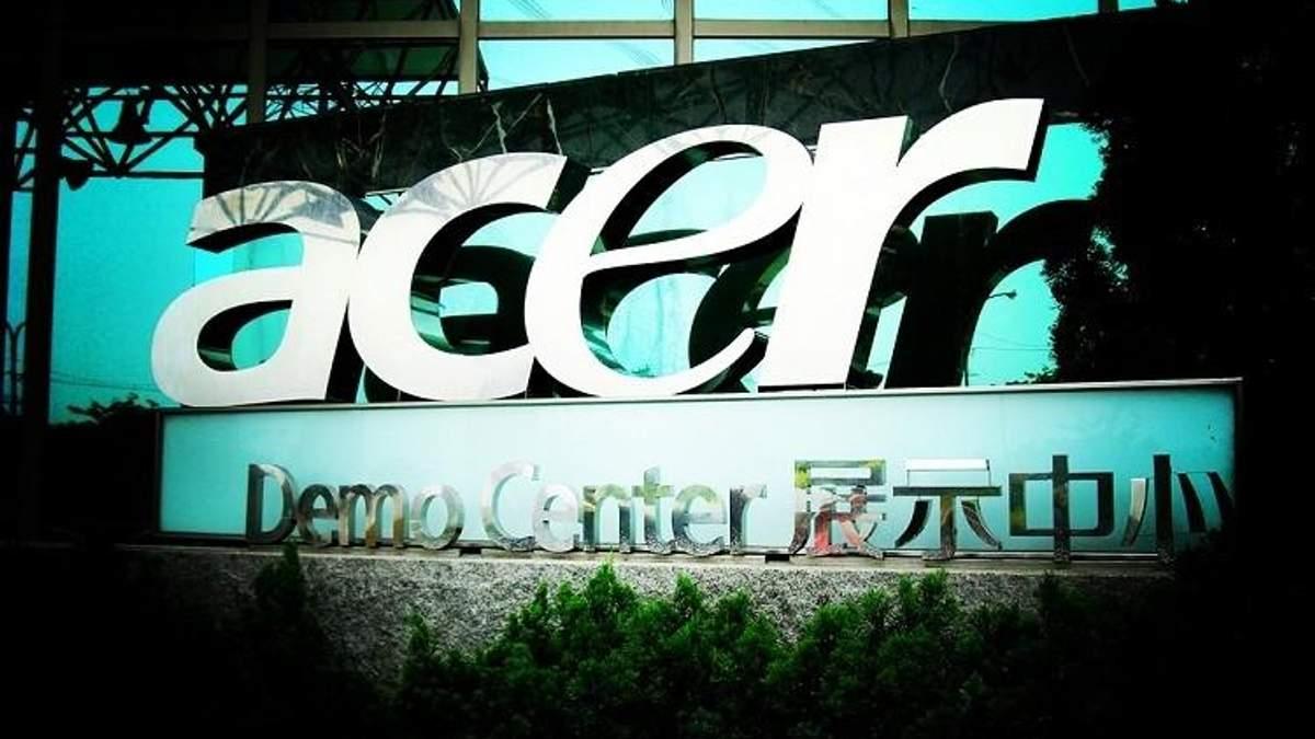 Acer устраивает в Днепре грандиозное мероприятие для геймеров