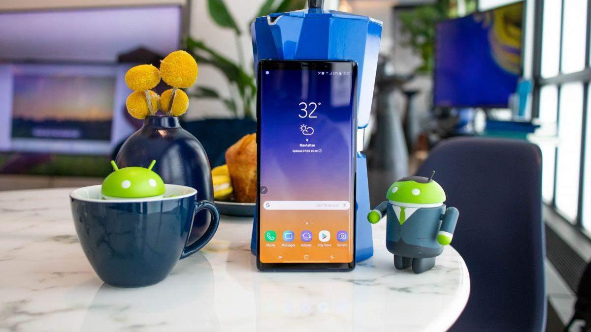 Samsung Galaxy Note9 с 512 ГБ: цена в Украине