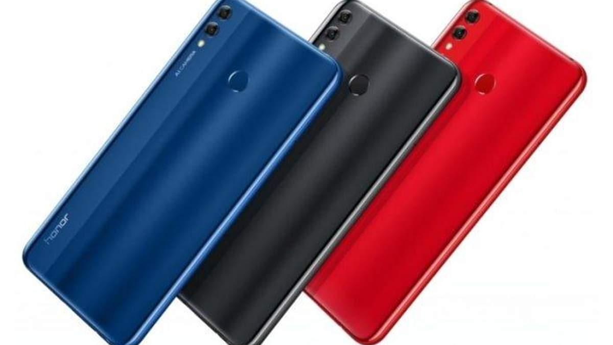 Honor 8X в Україні: ціна, огляд, характеристики смартфона