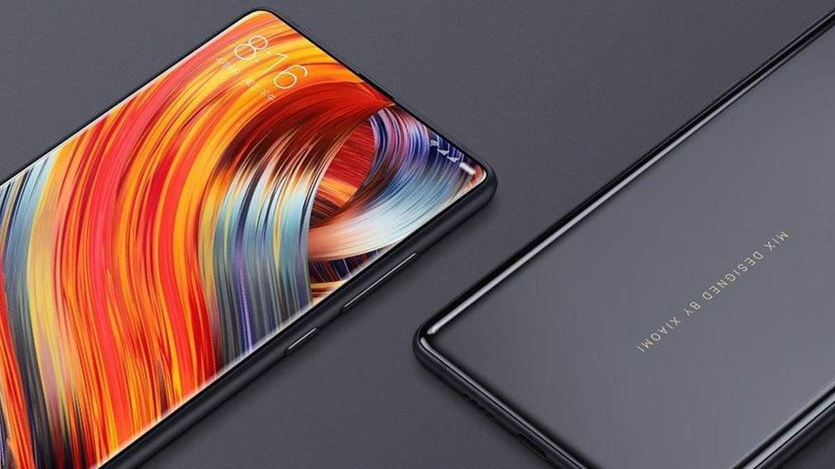 Смартфон Xiaomi Mi Mix 3 отримає дві потужні характеристики