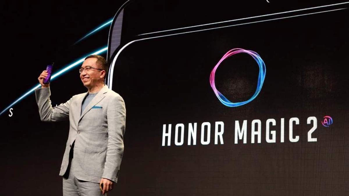 Honor Magic 2: характеристики та фото