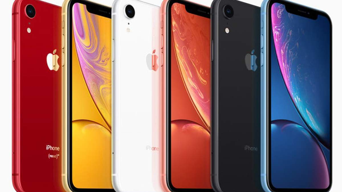 Сколько стоит ремонт iPhone Xr