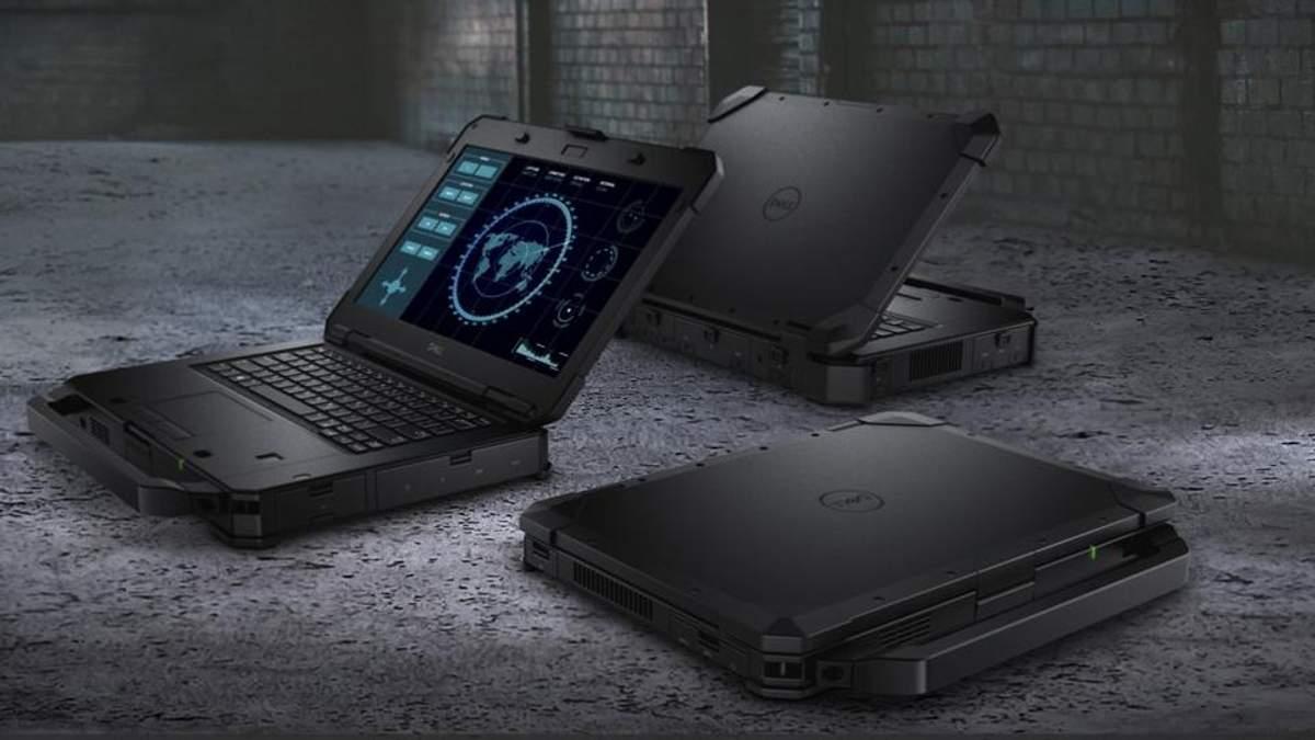 Dell обновила линейку сверхпрочных и мощных ноутбуков Rugged
