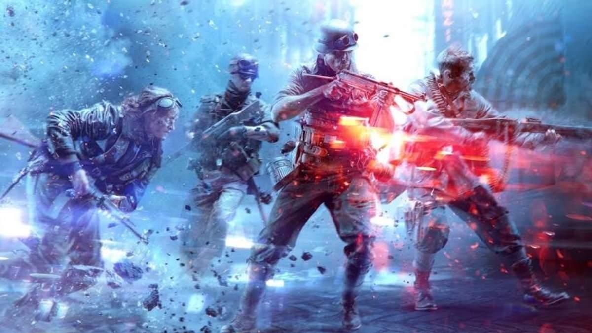 Battlefield V: план развития игры