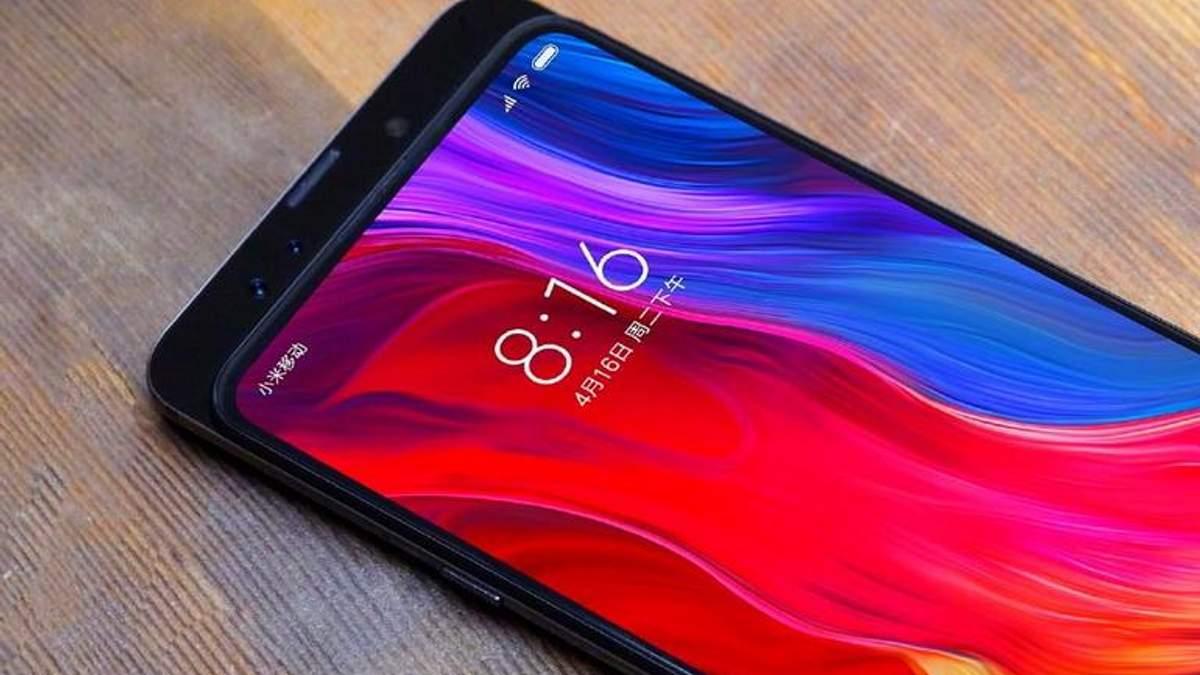 Xiaomi Mi Mix 3: тест камеры