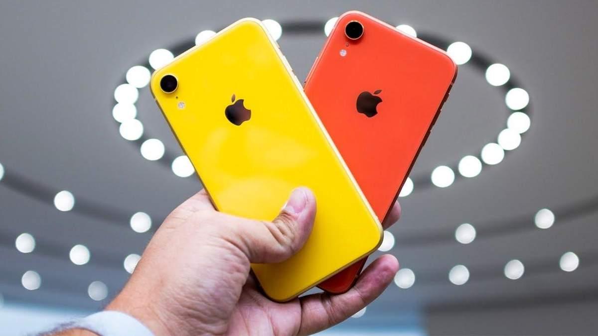 iPhone Xr в Україні: ціна і дата виходу нового iPhone