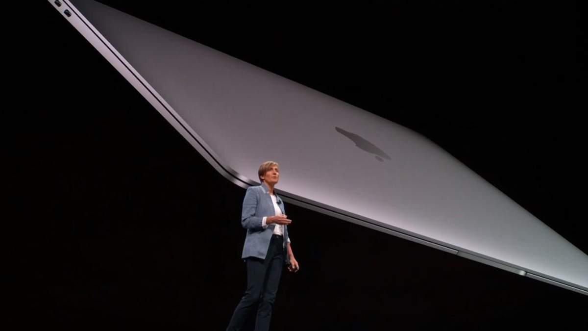 Apple оновила MacBook Air