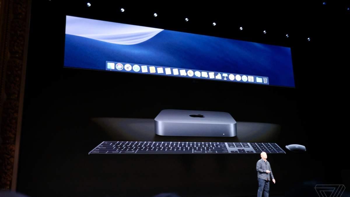 Новий Mac mini 2018: ціна, огляд, характеристики новинки