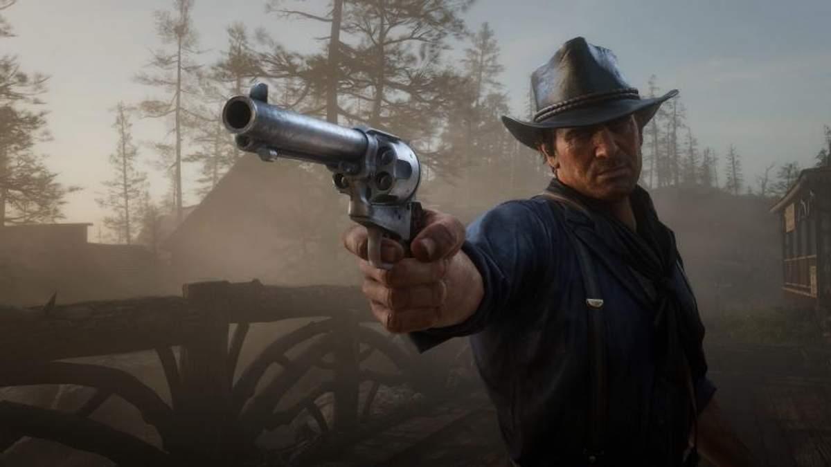 Гра Red Dead Redemption 2 встановила кілька неймовірних рекордів
