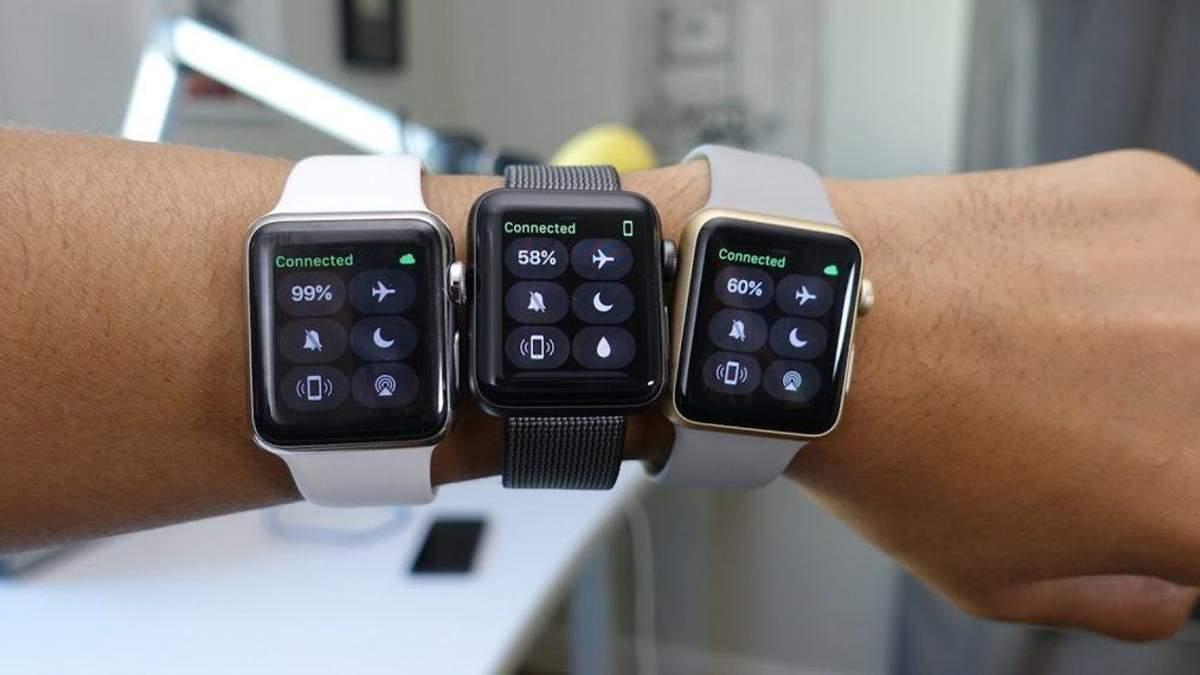 Apple Watch виходить з ладу через оновлення