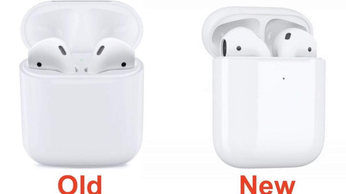 Apple AirPods 2: характеристики