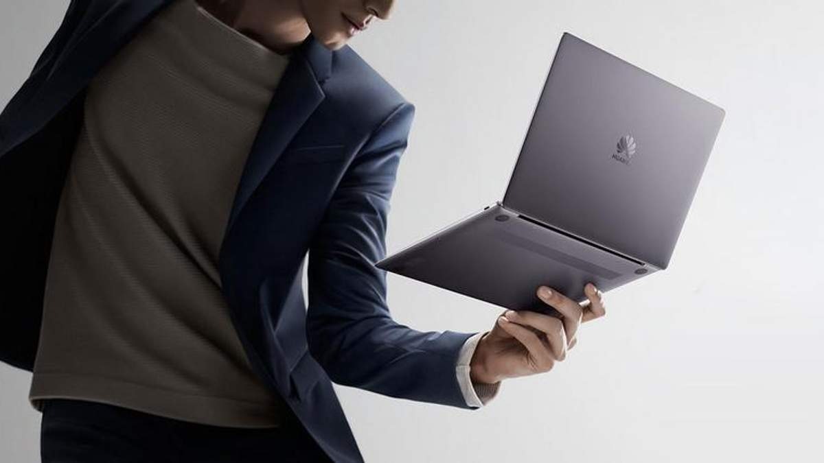 Huawei MateBook 13: цена, характеристики, фото ноутбука