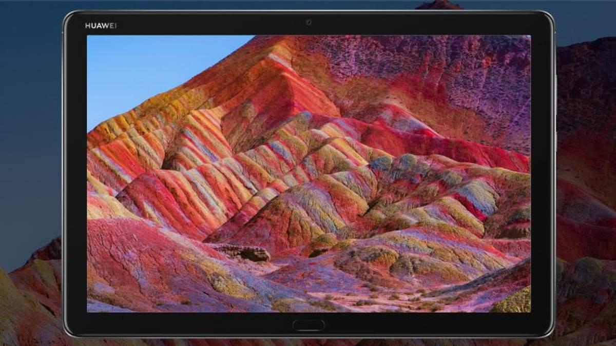 Huawei выпустила недорогой планшет MediaPad M5 Youth Edition