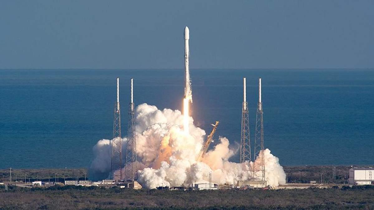 Запуск Falcon 9