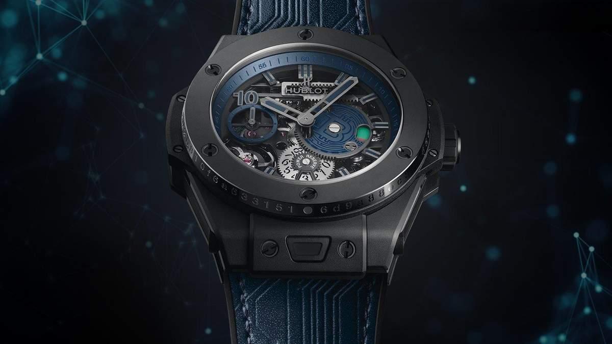 Премиум-часы Meca-10 P2P
