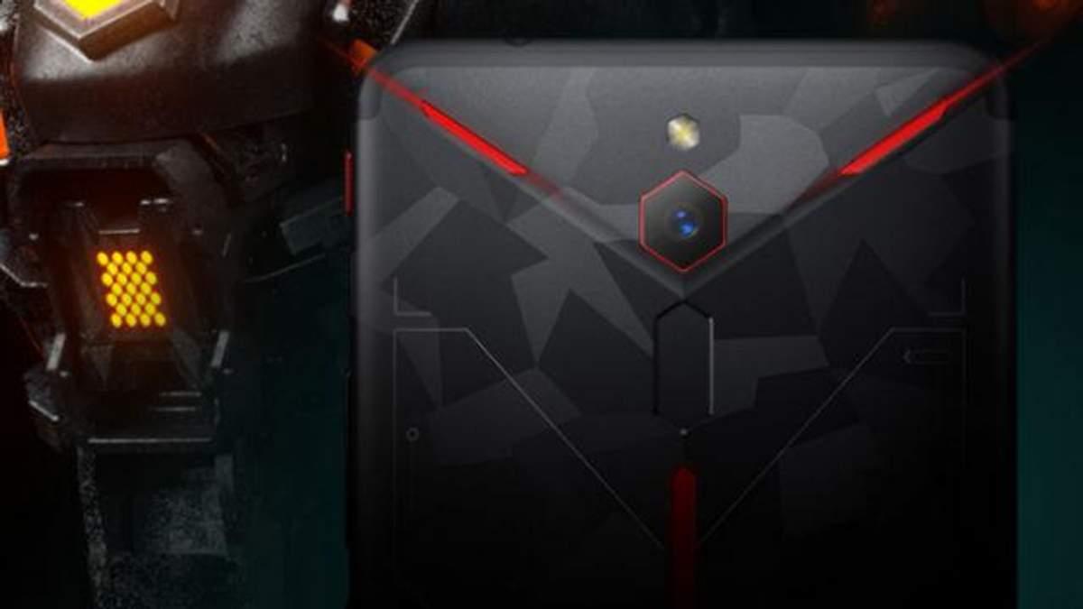 Ігровий смартфон Nubia Red Devil