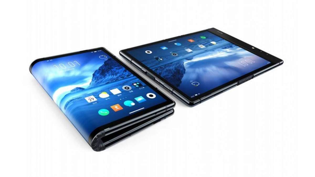 Инновационные смартфоны