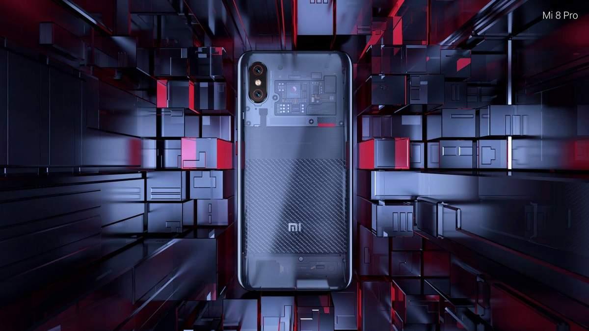 Xiaomi Mi 8 Pro представили официально: обзор, характеристики