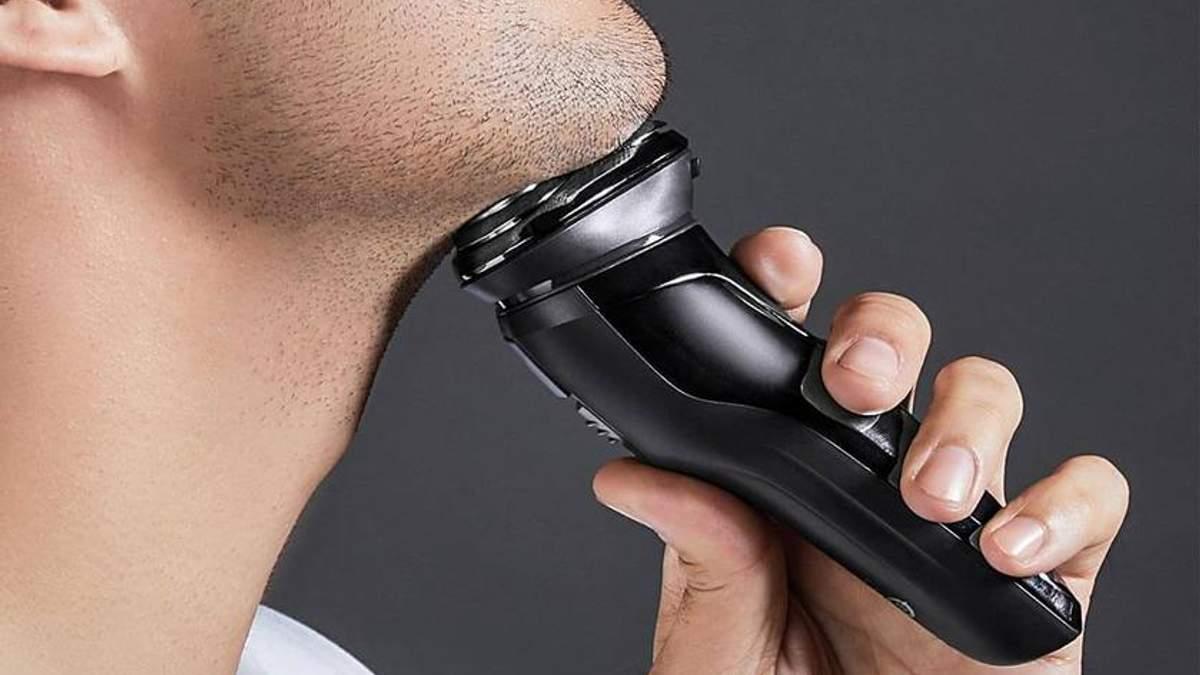 Електробритва White Smart Control Shaver