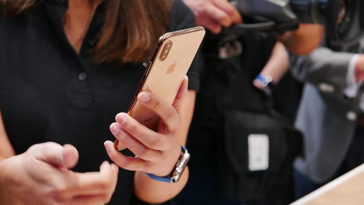 Украинцы вдвое меньше покупают iPhone