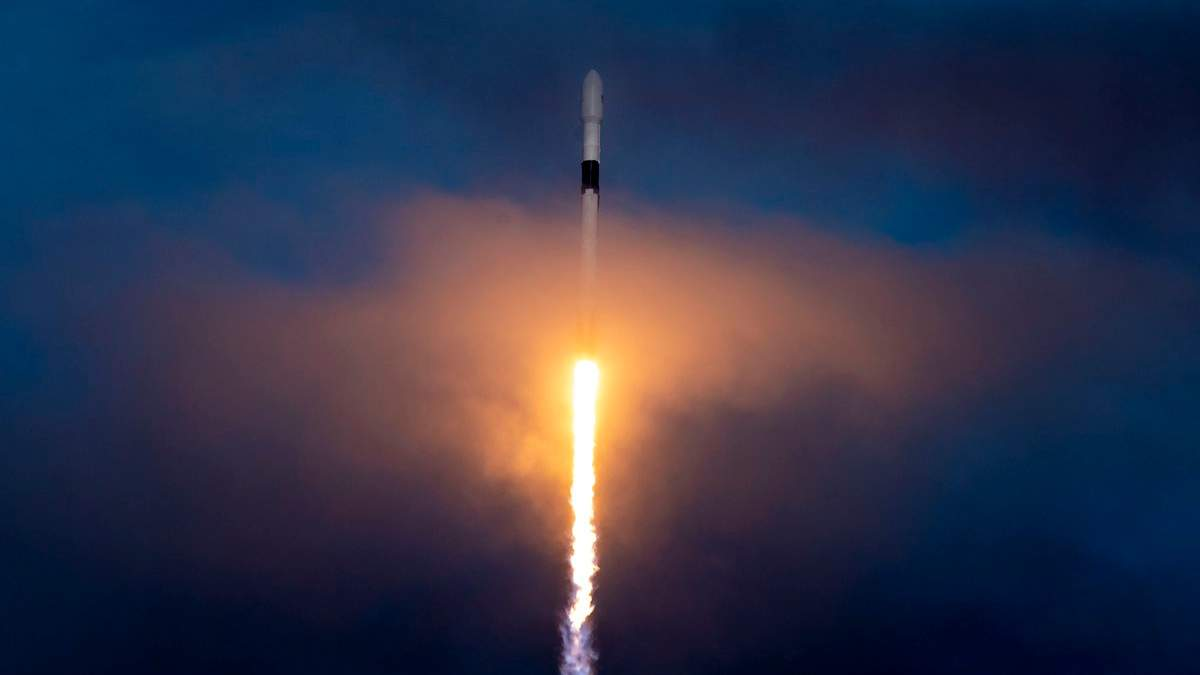 SpaceX успішно запустила ракету Falcon 9