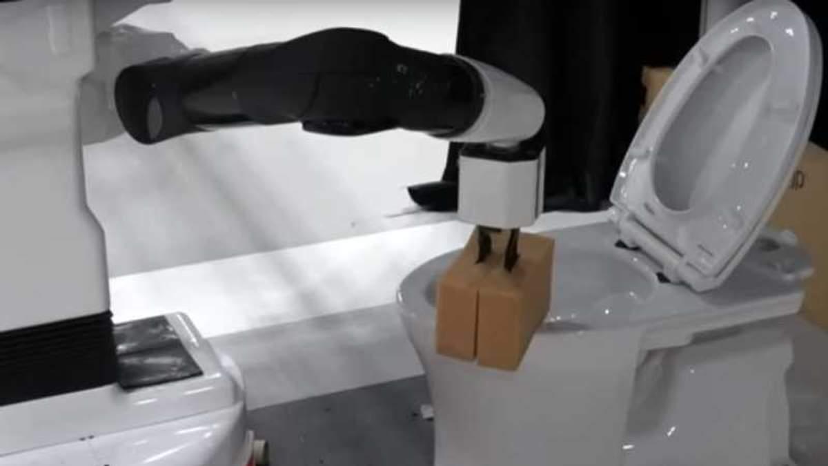 Робот-прибиральник