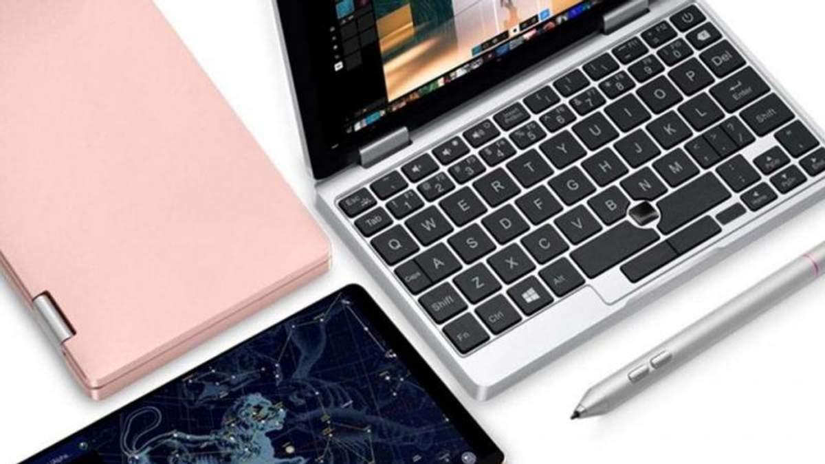 One Netbook One Mix 2: характеристики, ціна
