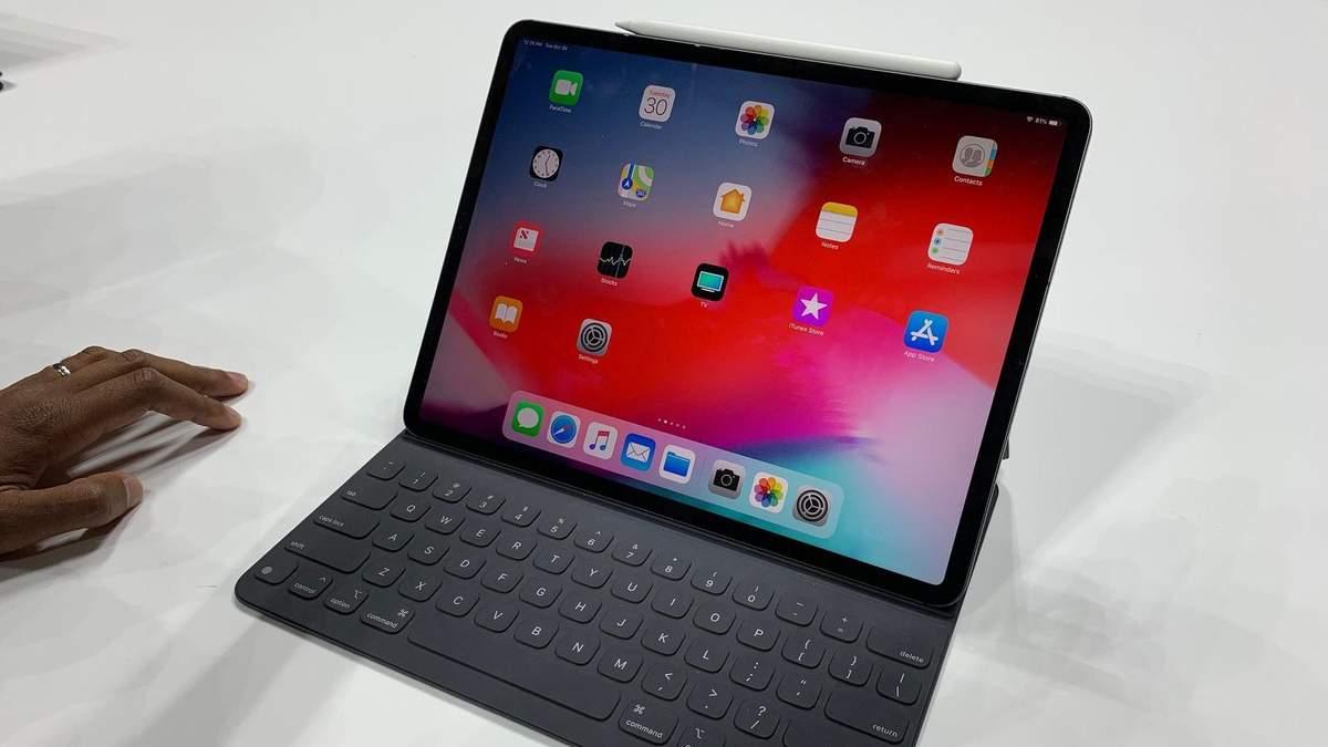 Новий iPad Pro не пройшов випробування на міцність