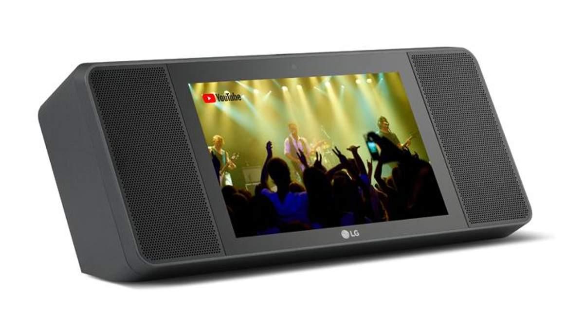 Умный дисплей LG XBOOM AI ThinQ WK9