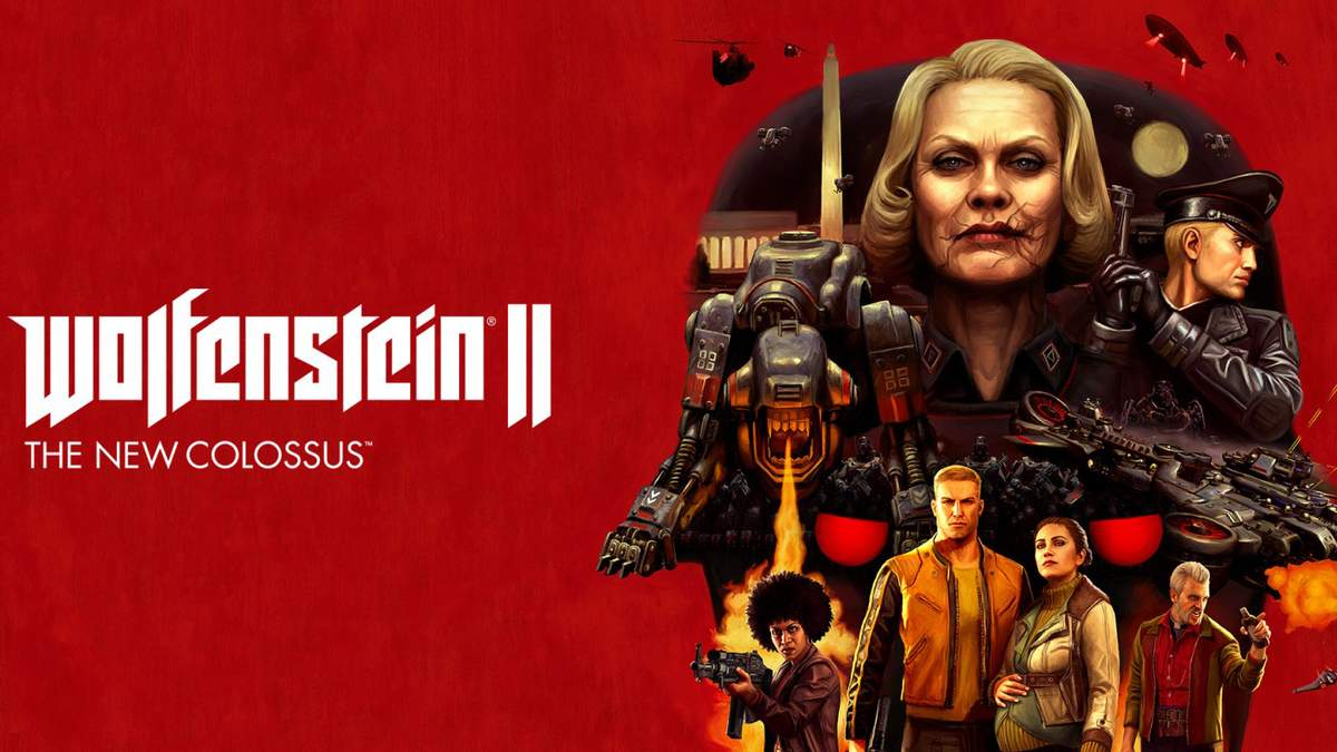 Гра Wolfenstein II: The New Colossus отримала підтримку NVIDIA Adaptive Shading