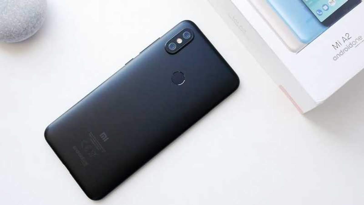 Xiaomi Mi A2 возникли пробемы