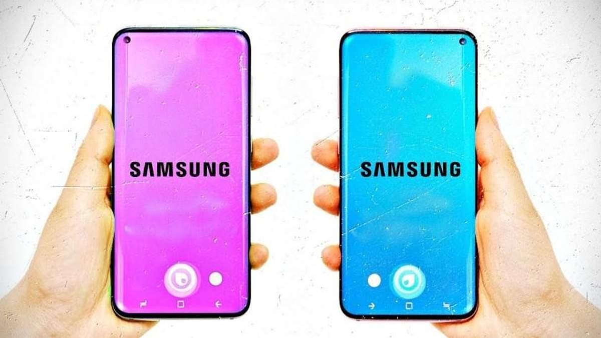 Смартфон Samsung Galaxy S10 будет поддерживать 5G